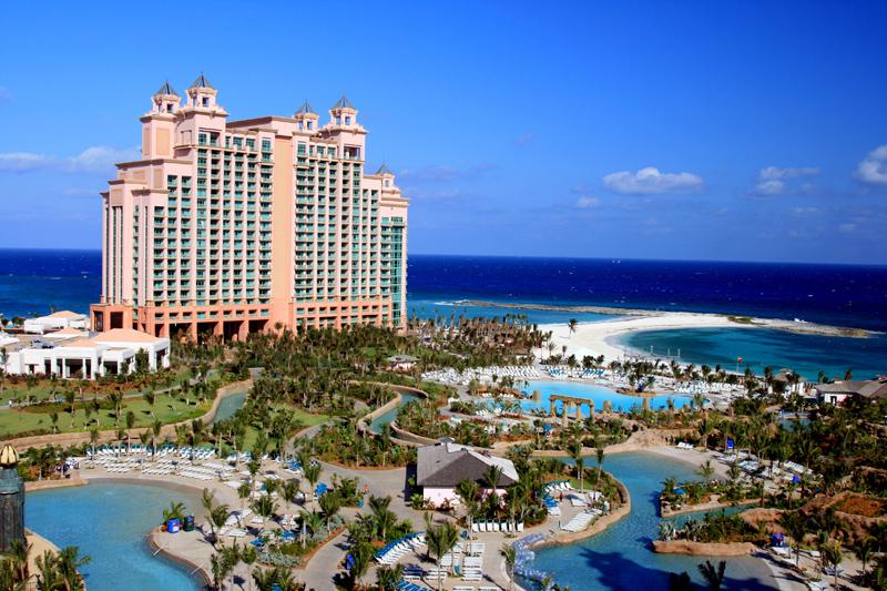 Atlantis, Paradise Island, Багамские острова