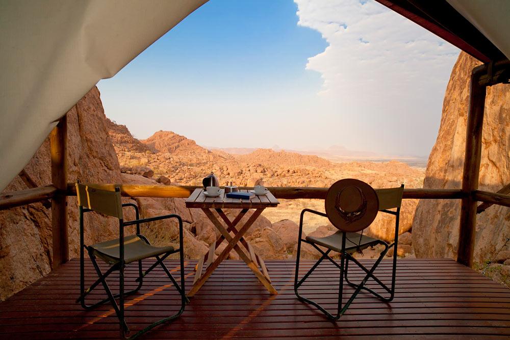 Долина Твифелфонтейн, Намибия, Африка