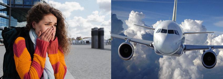 Насмотревшись художественных фильмов, люди боятся летать на самолете