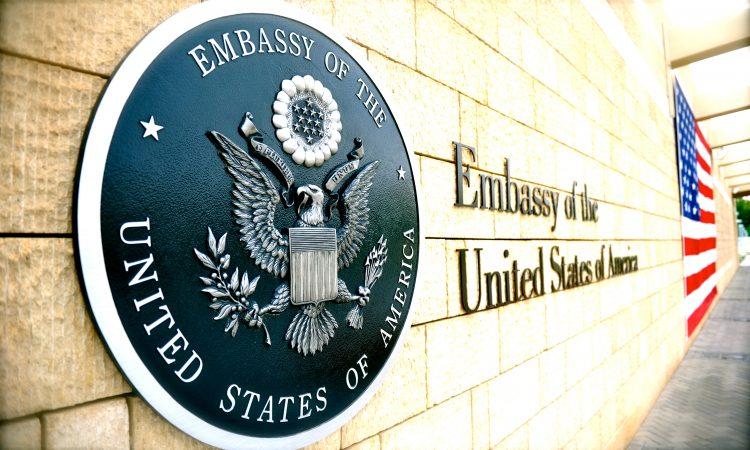 Сначала нужно позвонить в посольство интересующей страны