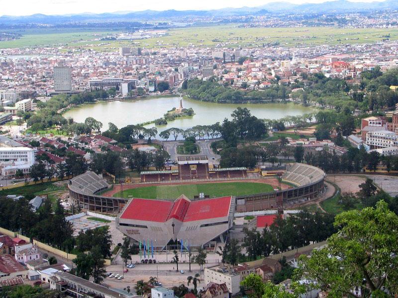 Столица Мадагаскара – город Антананариву