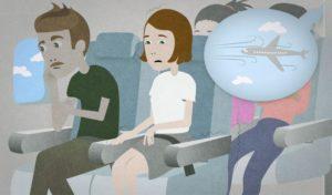Турбулентность в самолете
