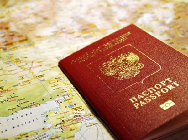 В некоторые страны можно попасть, имея с собой только паспорт гражданина РФ