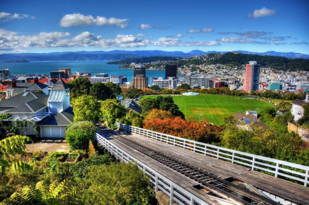 Веллингтон (Новая Зеландия)