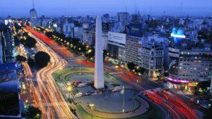 Город Буэнос-Айрес - величественная столица Аргентины