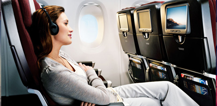 Если в течение полета каждая минута будет чем-то занята, то ощущение катастрофы быстро исчезнет