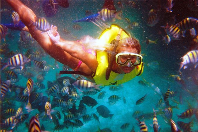 Активный отдых на Багамах