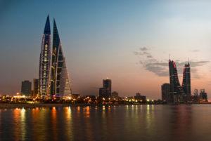 Бахрейнский всемирный торговый центр, Манама