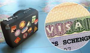 Биометрия на шенгенскую визу