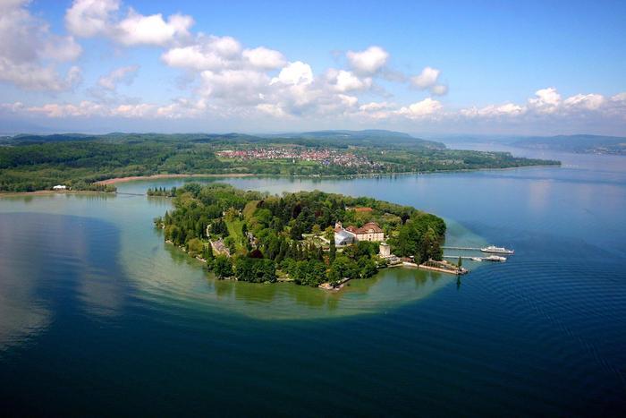 Боденское озеро (Bodensee) — одно из самых уникальных природных мест центральной Европы