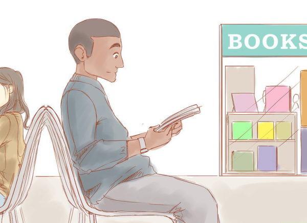 Чтение во время пересадки