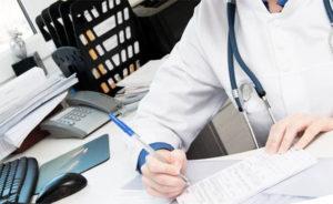 Чтобы пакет документов был принят, в нем должна содержаться справка, подтверждающая отсутствие опасных инфекционных заболеваний