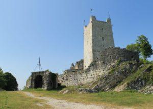 Цитадель Анакопийской крепости
