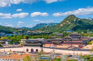 Достопримечательности Республики Корея, Дворцовый комплекс Кёнбоккун
