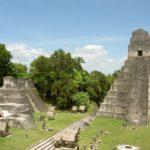 Древний город майа