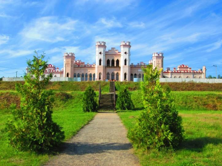 Дворец Пусловских