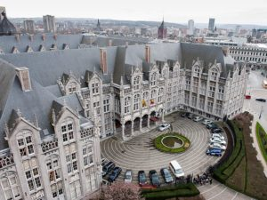 Дворец князей-епископов - город Льеж