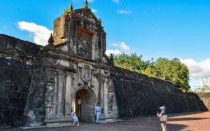 Форт Сантьяго в Маниле