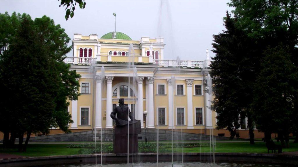 Гомель. Дворец Паскевичей