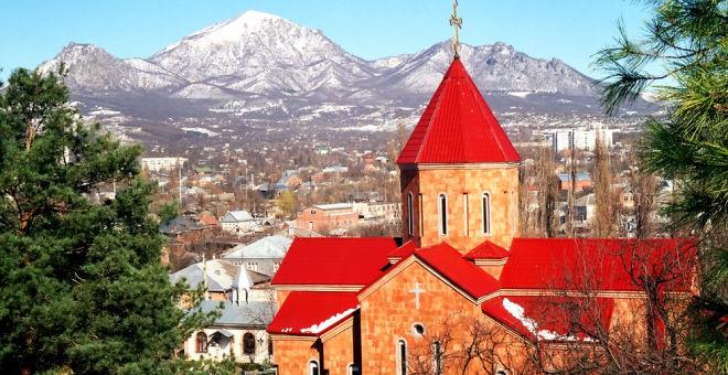 Граждане России имеют право находиться на территории Армении без оформления визы до 3 месяцев