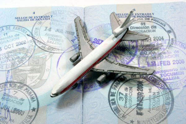 Иногда даже для смены терминала может потребоваться виза