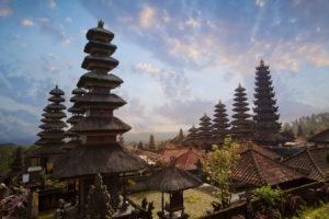 Храм Бесаких, Бали, Индонезия