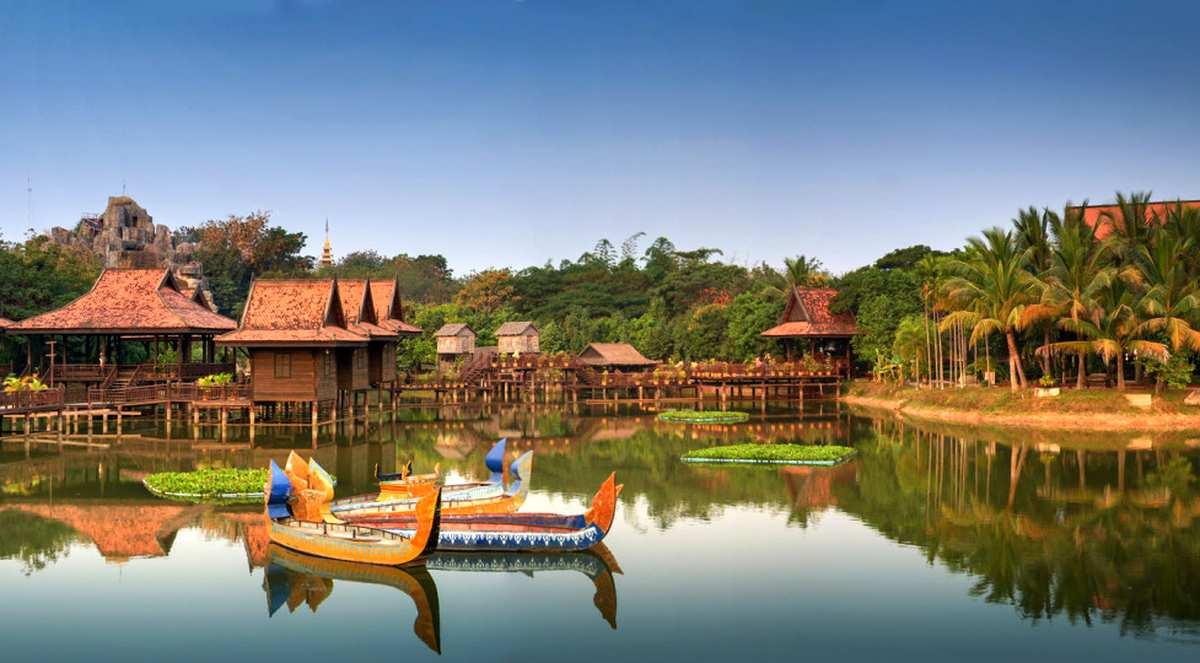 Камбоджа – королевство Юго-Восточной Азии