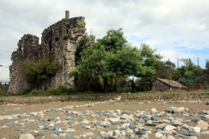 Келасурская стена, Сухум