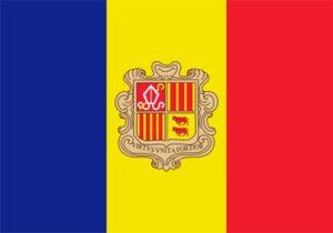 Княжество Андорра (вместе с Испанией входит в зону автоматически)