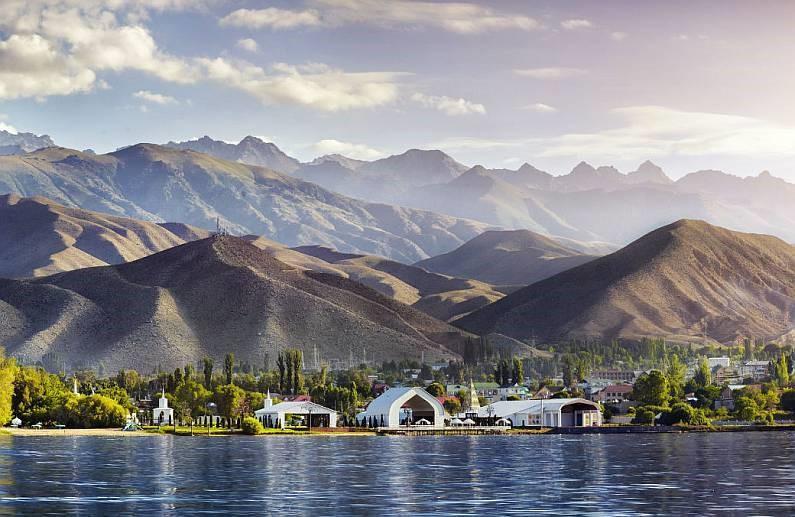 Кыргызстан. Природа