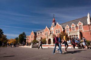 Lincoln University(Новая Зеландия)