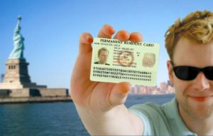 Лотерея «Green Card»
