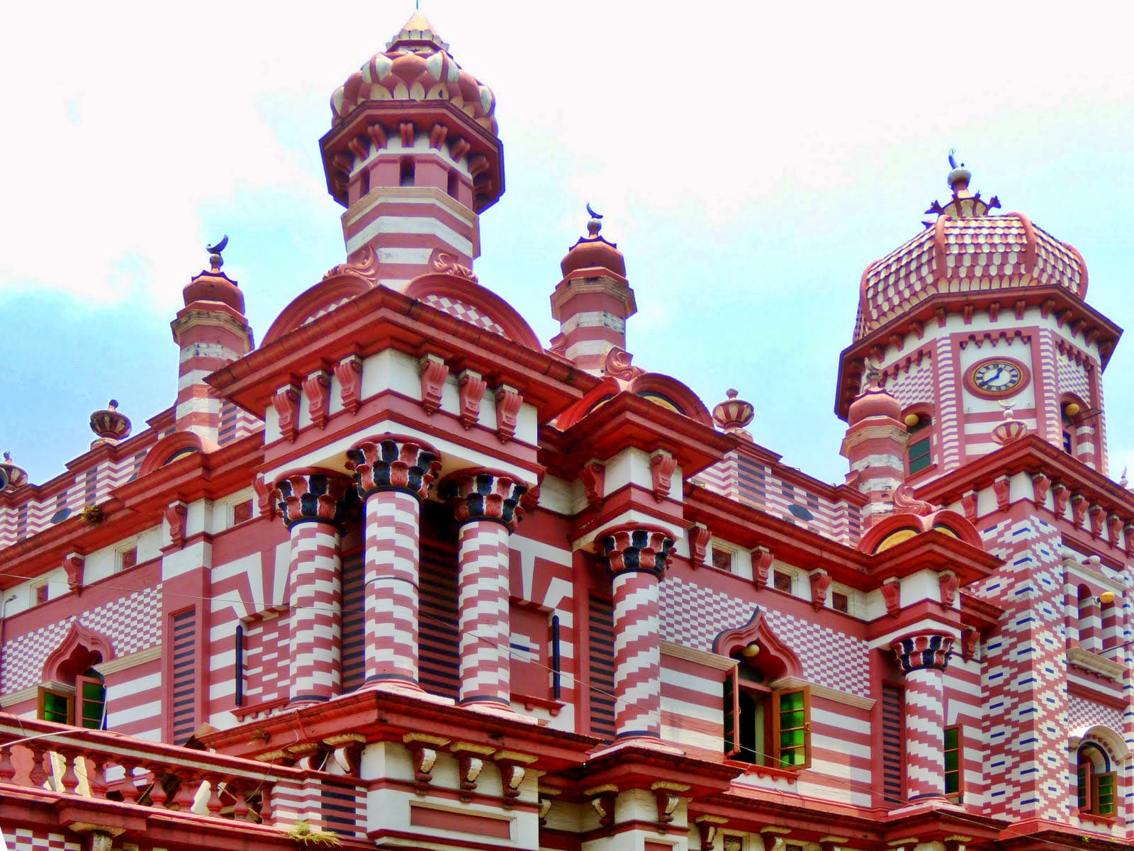 Мечеть Джами-уль-Альфар