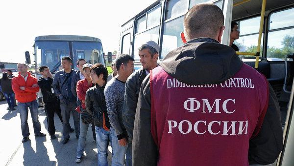Мигранты должны покинуть страну в течение трех дней, если отказано в ВНЖ