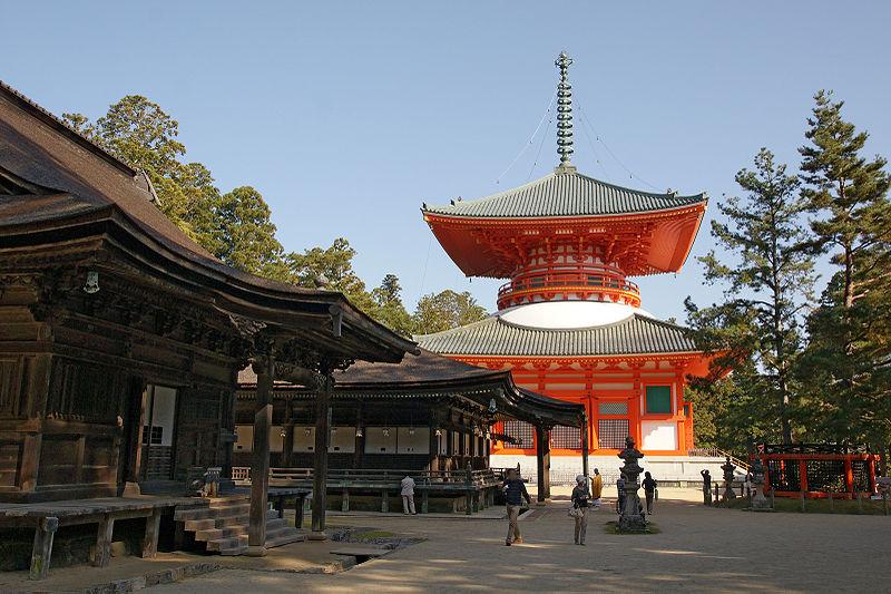 Монастыри горы Коя-сан