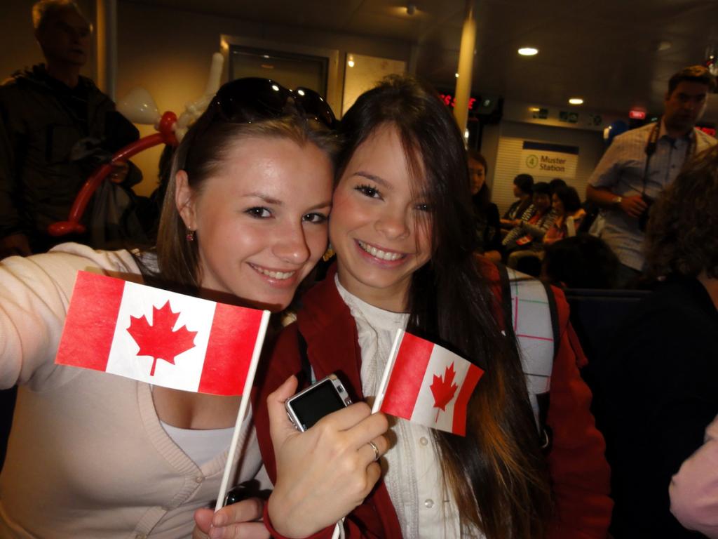 Можно иммигрировать в Канаду через обучение