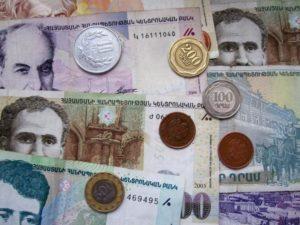 Национальная валюта Армении. Армянский драм