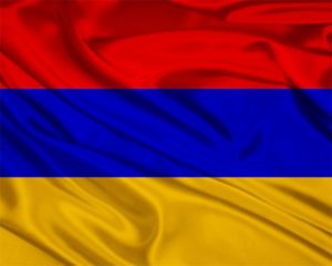 Национальный флаг Армении