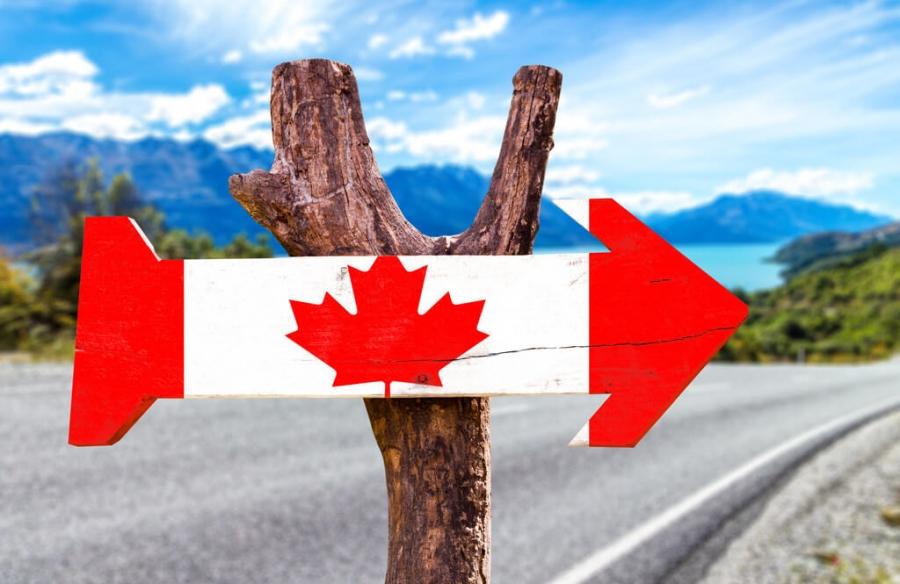 Не более чем через 6 месяцев после получения документа необходимо уехать в Канаду
