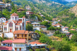 Один из лучших курортов Кипра — Троодос