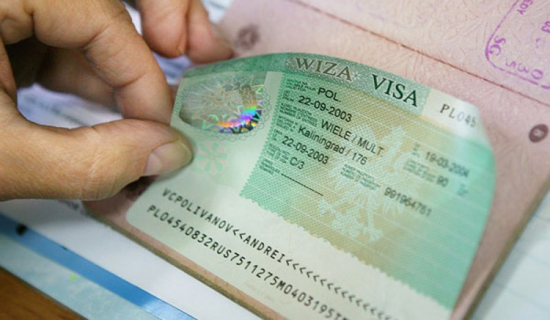 Оформить визу можно, обратившись в одну из узкоспециализированных фирм