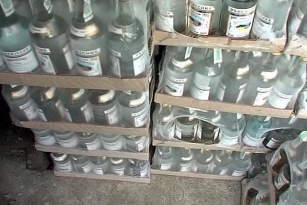 На оптовые партии алкоголя оформляется пакет документов