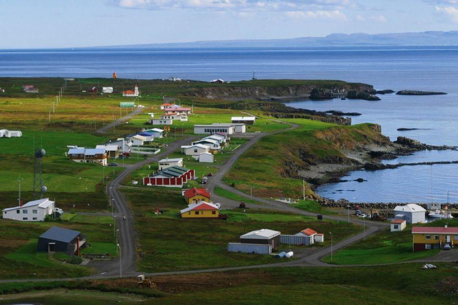 Остров Гримсей