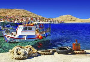 Остров Родос, Греция
