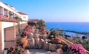 Отель Корал Бич, Кипр, Пафос