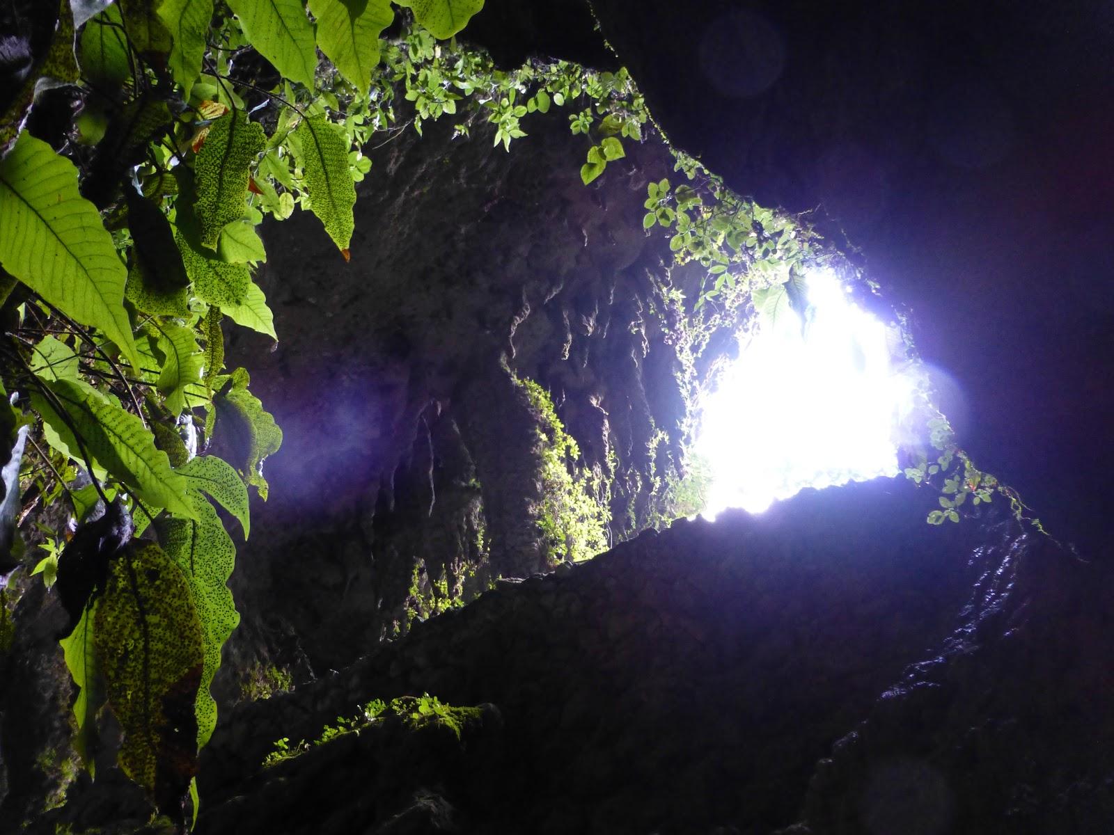 Пещеры Камуй