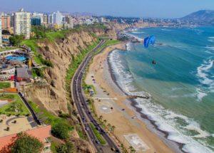 Пляжный отдых в Перу