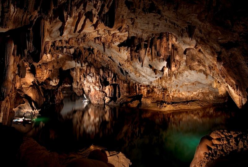 Подземная река Пуэрто-Принсеса