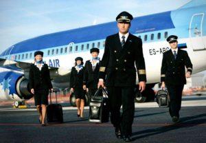Работникам авиакомпаний (C)