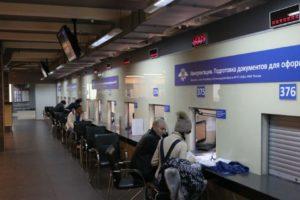 Разрешение на временное проживание для иностранных граждан